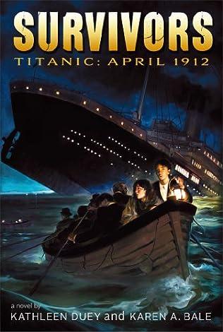 book cover of Titanic