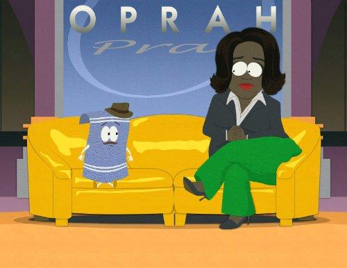 A Million Little Fibers (South Park Towelie)