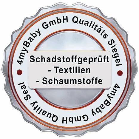 Best For Kids Kinderbettmatratze Babymatratze 60x120 cm Kinder-Rollmatratze Wei/ß