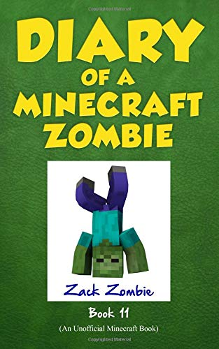 Read Online Diary of a Minecraft Zombie Book 11: Insides Out (An Unofficial Minecraft Book) ebook