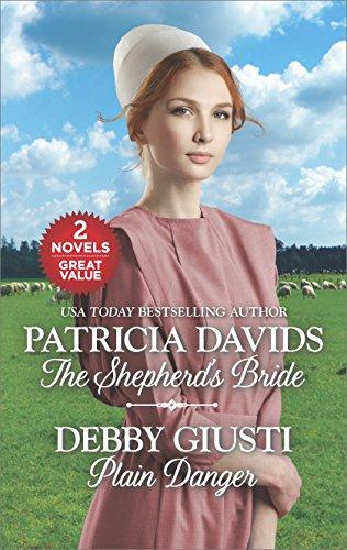 book cover of The Shepherd\'s Bride / Plain Danger
