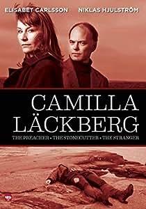 Camilla Läckberg: The Preacher, The Stonecutter and The Stranger