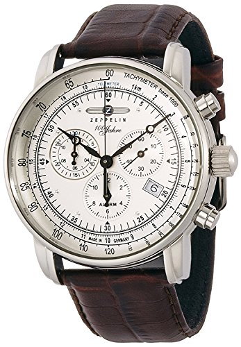 ZEPPELIN watch Special Edition 100 Years Zeppelin Ivory 76,801 Men's [regular imported goods]