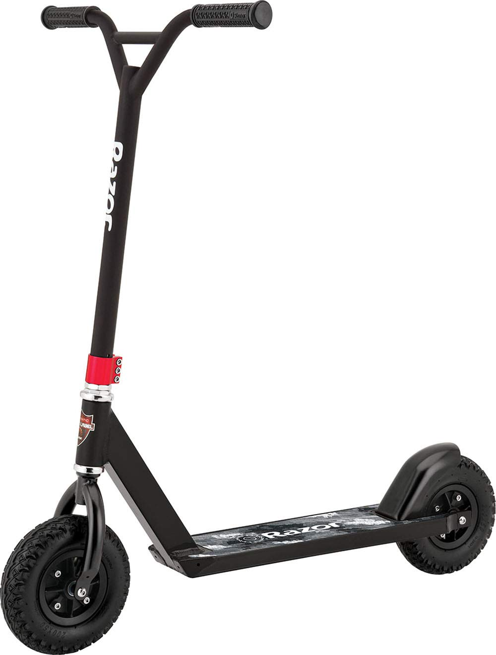 Razor negro Label Pro Dirt Scoot Off-Road patinete - negro ...