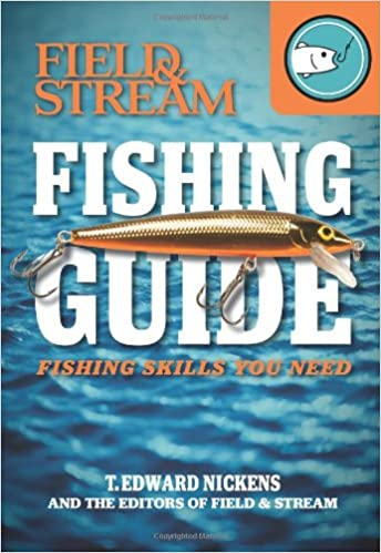 stream fishing and books field