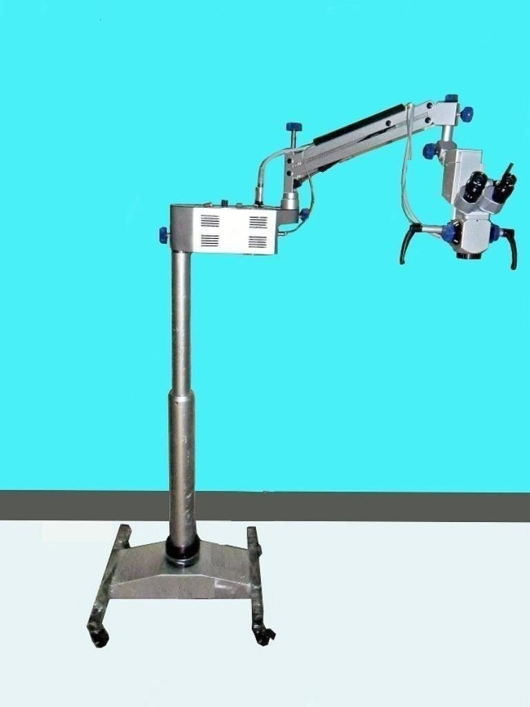 MG Scientific Surgical Microscope Three Step Best Supper 08 by MGM