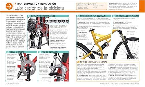 Manual completo de la bicicleta: Reparación y mantenimiento en ...