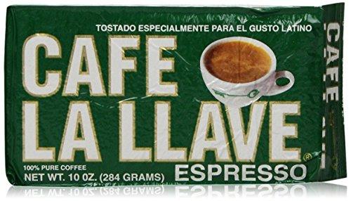 Cafe La LLave Espresso 2-10 oz Bags