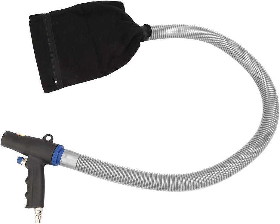 Hochdruckluftstaubkompressor Blas-//Saugpistole Pistole Typ Pneumatisches Reinigungswerkzeug Mootea Luftblaspistole