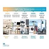 GE Lighting 33774 Cool White 8-Inch Diameter