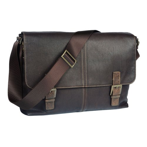 boconi-mens-hendrix-double-buckle-messenger-in-oldwood-brown-w-green-plaid