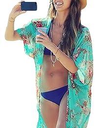Yonala Summer Womens Beach Wear Cover up Swimwear...