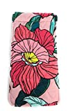 Vera Bradley Sunglass Sleeve Cotton Vintage Floral