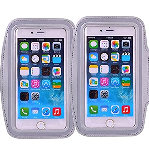 2Pack Universal Armband for Apple iPhone 7, 7 Plus,5c 5s 6 6s Plus, LG G5,Samsung Galaxy S 4 S III,Note 5 4 3 Edge S4 S5 S6 LG G3 G4 G5 Blackberry HTC One Nexus 4 5 Slim Fit case not for iphone 4 (5c Of Mice And Men Case)