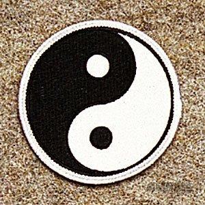 - AWMA Yin & Yang Patch