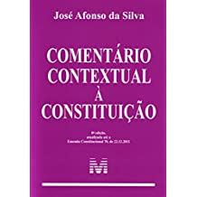 Comentário Contextual A Constituição