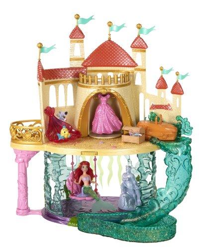 Disney Princess The Little Mermaid Castle -