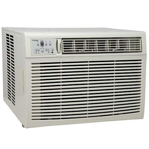 amazon com koldfront wac18001w 18 500 btu 208 230v heat cool window rh amazon com
