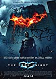Batman The Dark Knight (11.7 X 8.3) Movie Print Heath Ledger, Christian Bale, Morgan Freeman, Christopher Nolan, Gary Oldman