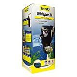 Tetra 25846 Whisper In-Tank Filter with BioScrubber, 1 to 3-Gallon