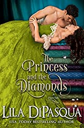 The Princess and the Diamonds (Fiery Tales Book 9)