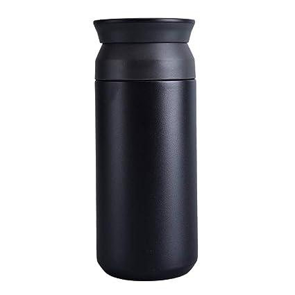 GLXLSBZ Botella Termica Chilly, Botella de Agua, Acero de ...