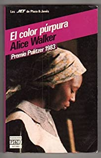 El Color Purpura / the Color Purple (Spanish Edition)