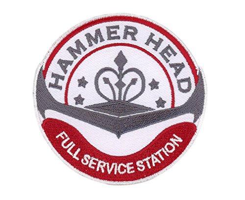 Hammer Head Full Service Station Final Fantasy BallCap Jacke