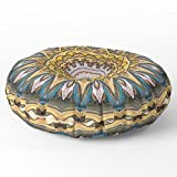 Society6 Southwest Mandala Floor Pillow Round 30'' x 30''