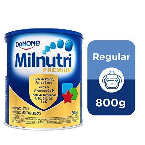 Composto Lácteo Milnutri Premium Danone Nutricia 800g