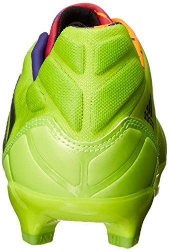 Adidas Prestaties Mens Nitrocharge 2.0 Trx-vaste Grond Voetbal Cleat Zonne Slijm / Zwart / Zonne-schil