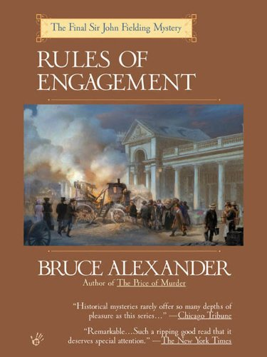 Rules of Engagement (Sir John Fielding Book 11)