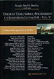 capa de Direito Tributário, Societário e a Reforma da Lei das S/A - Volume V
