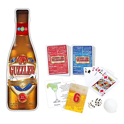 Guzzler Party Game