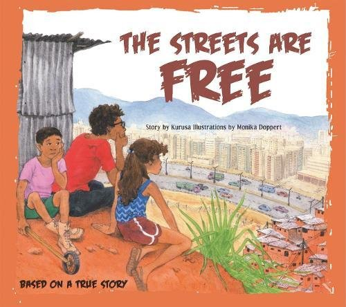 Latinx books: The Streets Are Free