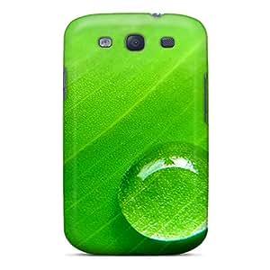 Fashion ZreIdjM7607dPliI Case Cover For Galaxy S3(water Drop)