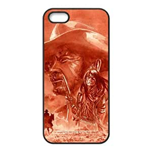 Diy Case for iPhone 5,5S ,Customized case Cow Boy With Fashion Style VY123863