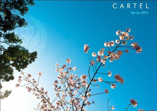 Cartel VIII: Spring, 2014 (English Edition)