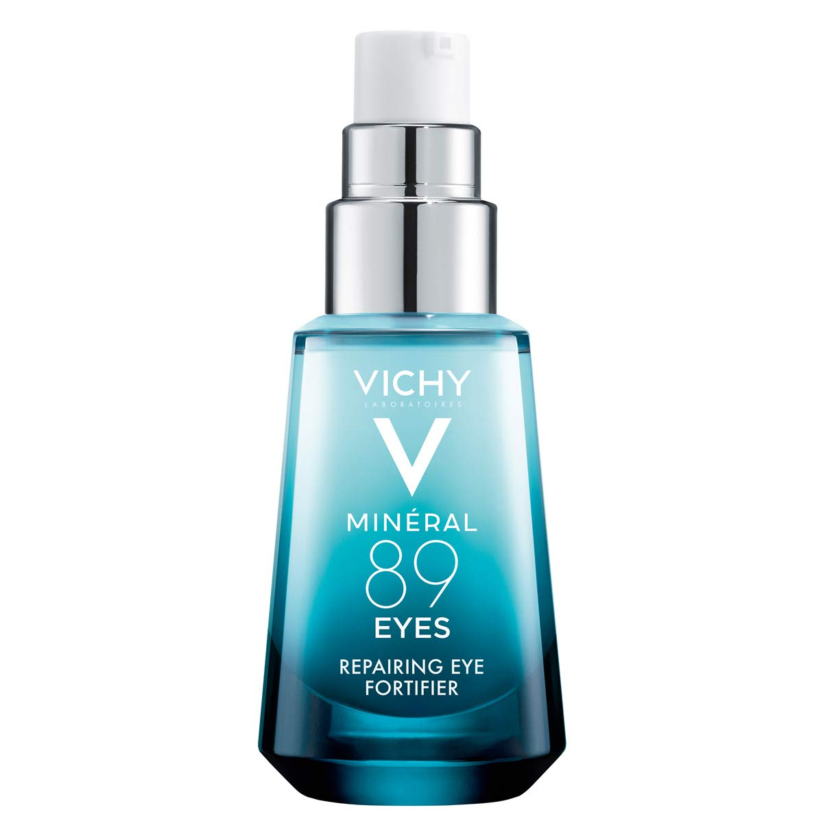 Amazon.com: Vichy Mineral 89 Eyes Serum, Brightening Eye Gel Cream ...