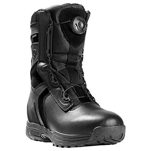 Boa Lacing Boots - 1