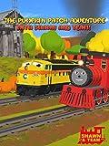 The Pumpkin Patch Adventure with Shawn the Train and his Team! (Pumpkin Chunkin!) - Learn 8 Pumpkin Sizes!