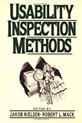 Usability Inspection Methods Hardcover