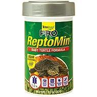 Tetra 77093-00 fauna Pro ReptoMin Baby Turtle Formula Sticks, 1.13 oz. (77093)