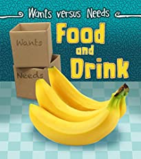 This title takes a simple look at the difference between wants and needs with relation to food and drink. We all need to eat and drink, but do we eat the sort of food our bodies need?