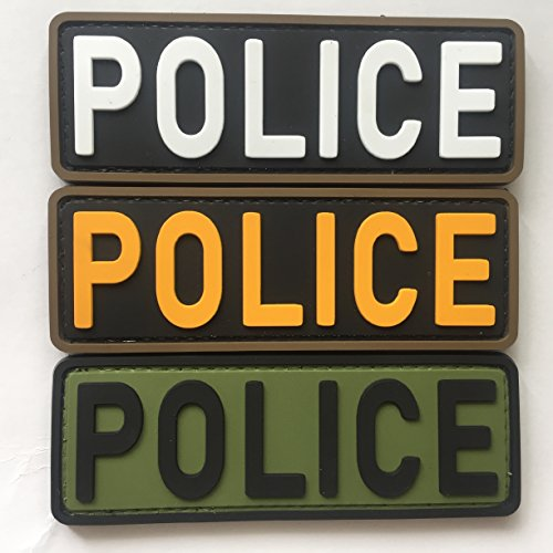 (Police Tactical Patches 4