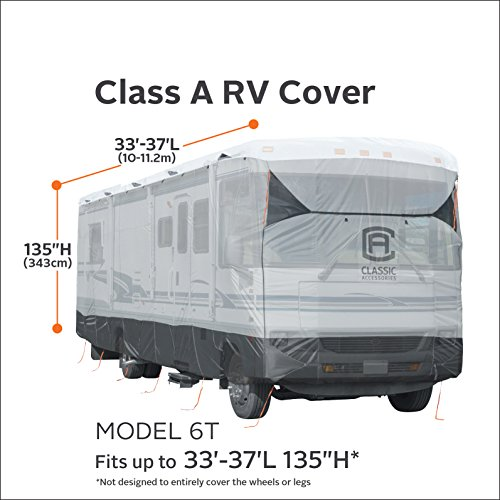Classic-Accessories-80-372-101901-EX-33-37-Long-SkyShield-Heavy-Duty-RV-Class-A-Cover