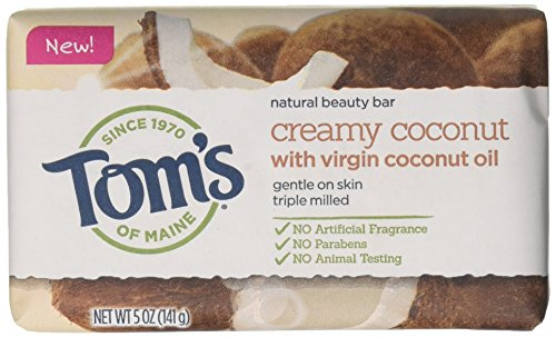 Toms Maine Natural Beauty Coconut product image