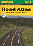 Mapsco Road Atlas, Mapsco, Inc., 1569664633