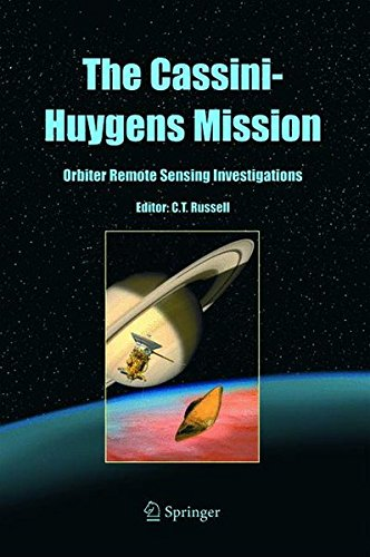 The Cassini-Huygens Mission: Orbiter Remote Sensing Investigations (Space Science Reviews)