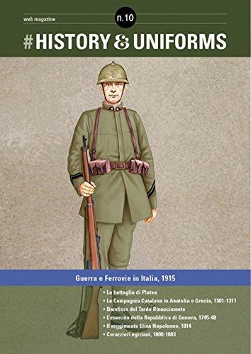 History&Uniforms 10 ENG (History&Uniforms ENG) (Italian Edition)